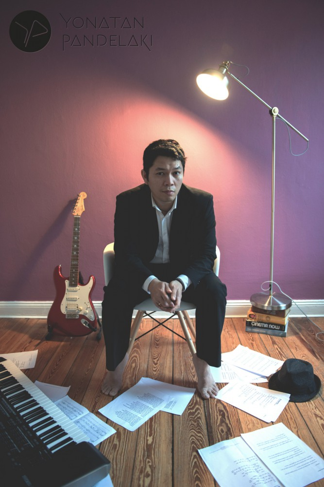 Yonatan Pandelaki 'Songwriter' pic by Yosua Pandelaki